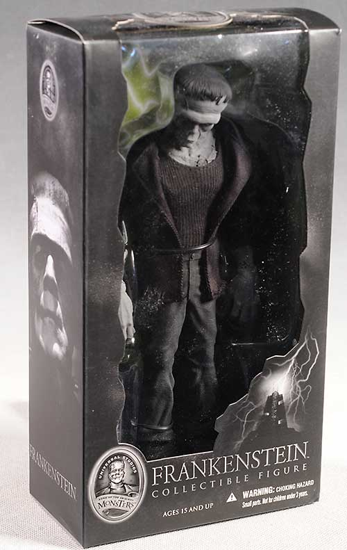 Frankenstein's Monster action figure by Mezco Toyz