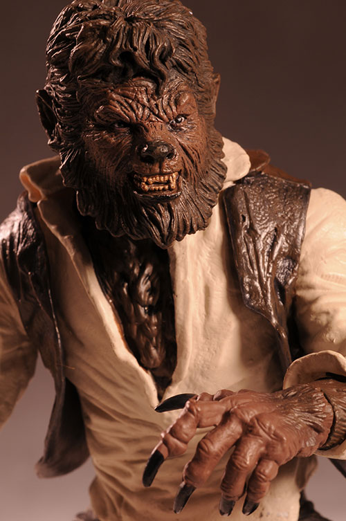 Wolfman action figure