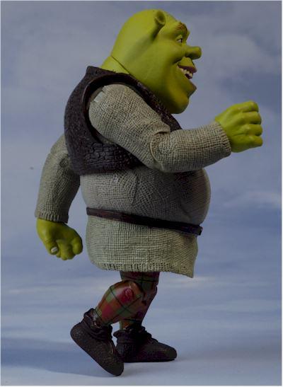 Shrek The Ogre Action Figure