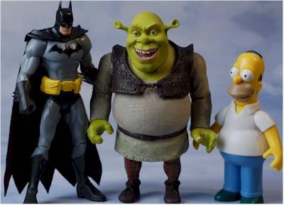 Shrek The Ogre Action Figure Another Pop Culture