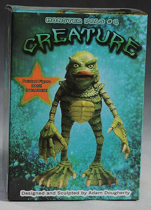 Creature Little Monsters resin statue from Amok Time