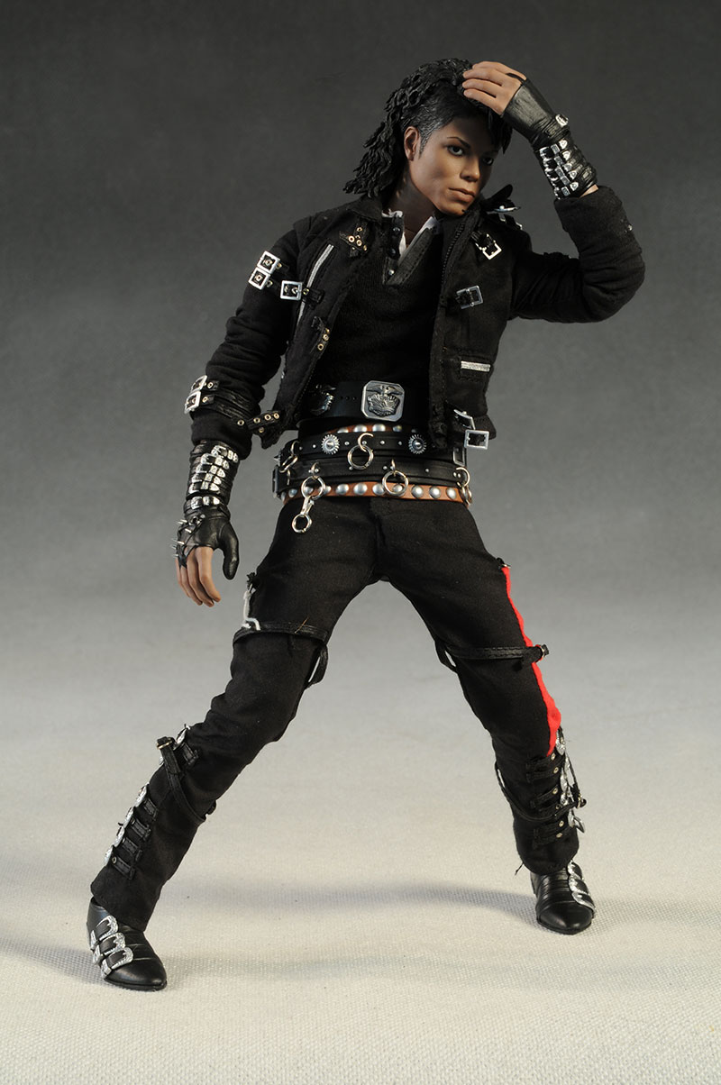 michael jackson bad dx 03 sixth scale action figure