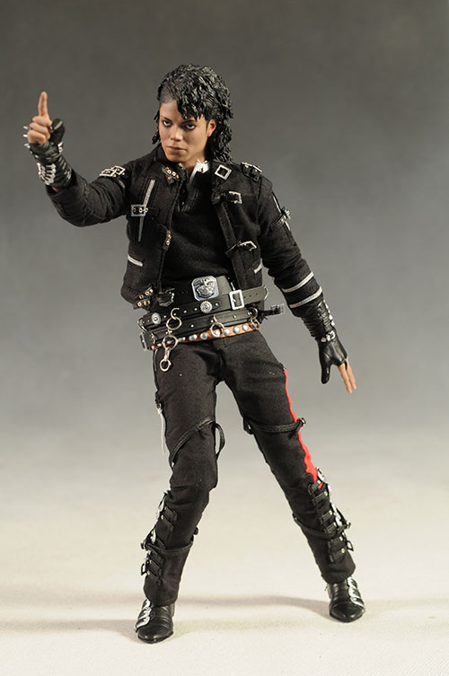 Michael Jackson Bad DX-03 sixth scale action figure by Hot Toys