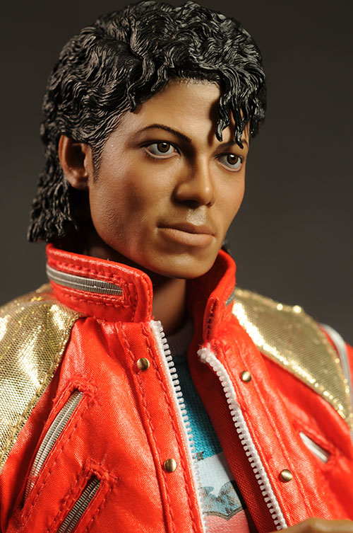 Michael Jackson Bad sixth scale action figure by Hot Toys