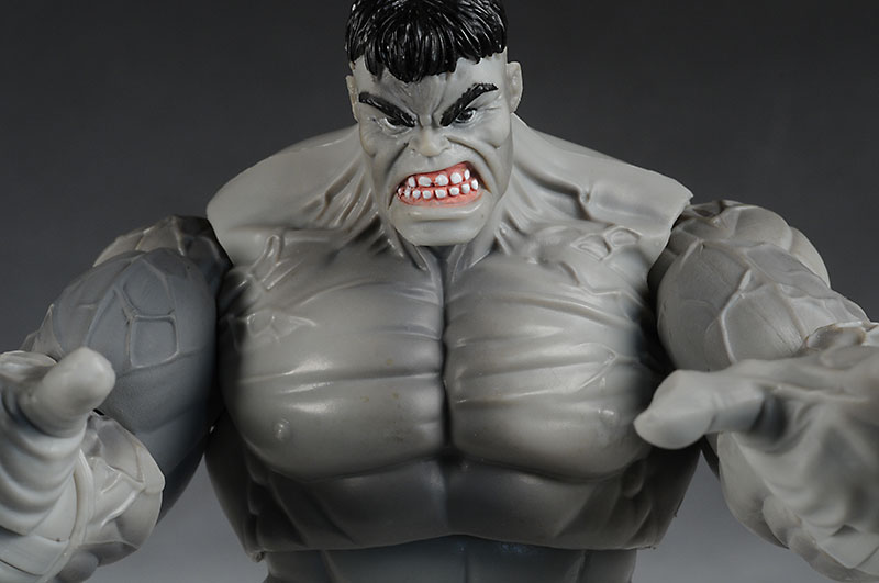 Marvel Legends Hulk wave Savage Grey Hulk action figure