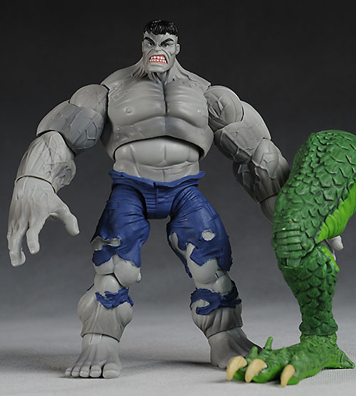 Marvel Legends Hulk wave Savage Grey Hulk action figures