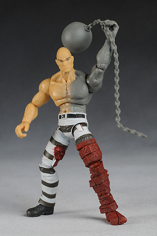 Marvel Legends Hulk wave Absorbing Man action figure