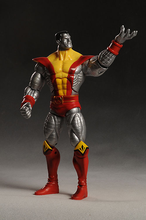 Marvel Icons Colossus action figure from Hasbro