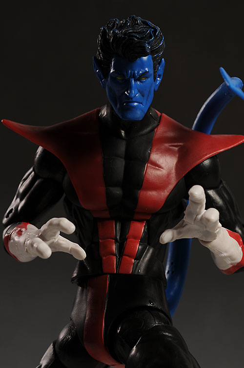 Marvel Icons Nightcrawler action figure from Hasbro
