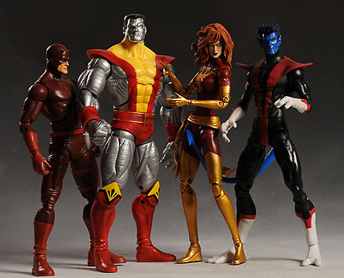 Marvel Icons action figures from Hasbro