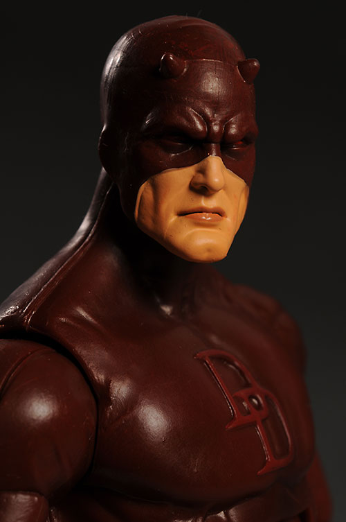 Marvel Icons Daredevil action figure from Hasbro