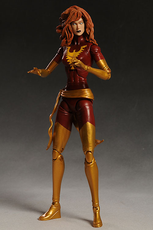 Marvel Icons Dark Phoenix action figure from Hasbro