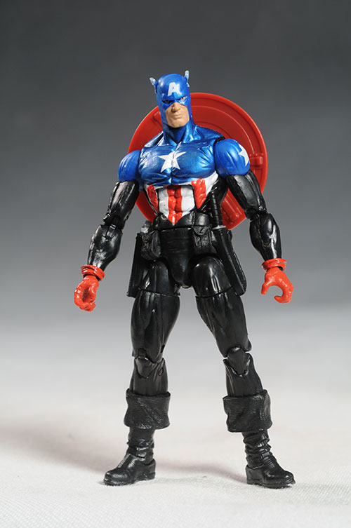 Captain America Marvel Legends action figures by Hasbro