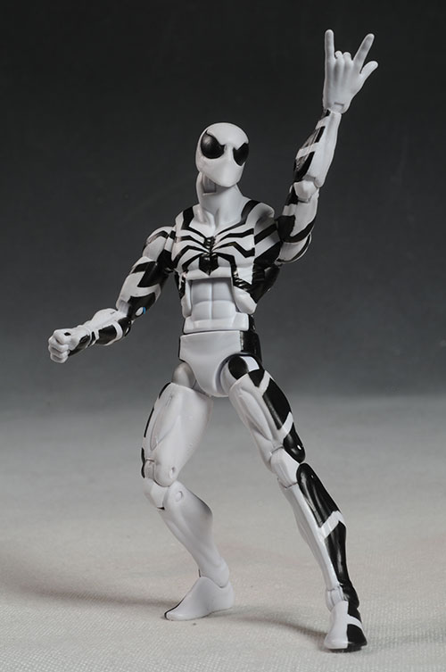 Spider-Man Marvel Legends action figures by Hasbro