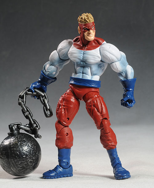 Piledriver Marvel Legends action figures by Hasbro