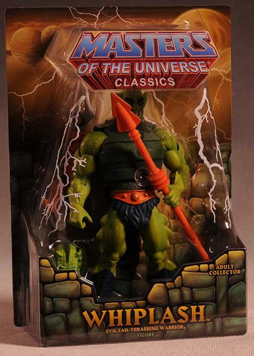Whiplash Masters of the Universe Classics MOTUC action figure by Mattel