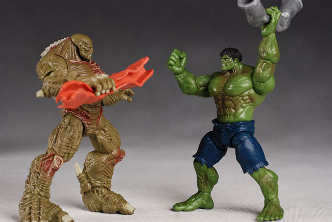 Hulk and Abomination action figure from Hasbro