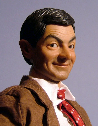 Mr. Bean action figure by Enterbay