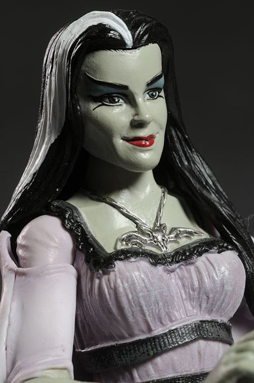Munsters action figures by Diamond Select Toys