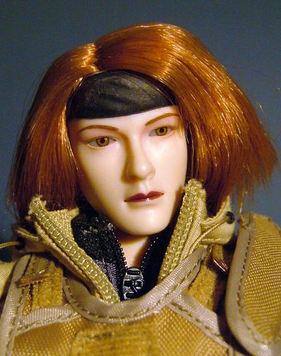 Muriel ZC Girls action figure by Triad Toys