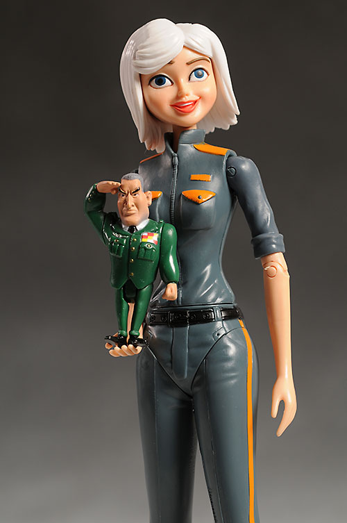 Monsters vs Aliens action figures from Toy Quest