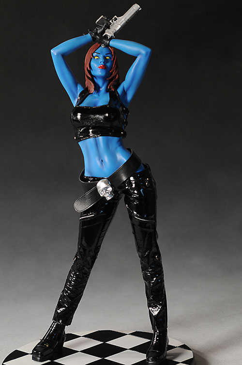 Mystique Marvel Premium Format statue by Sideshow Collectibles