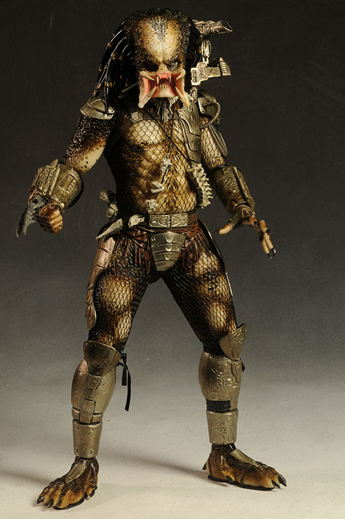 Classic Predator 1/4 scale action figure by NECA