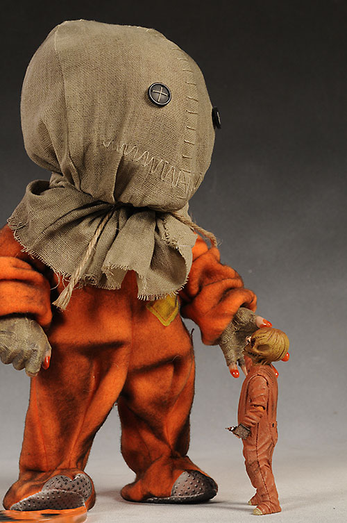 Sam action figure from Trick R Treat by NECA