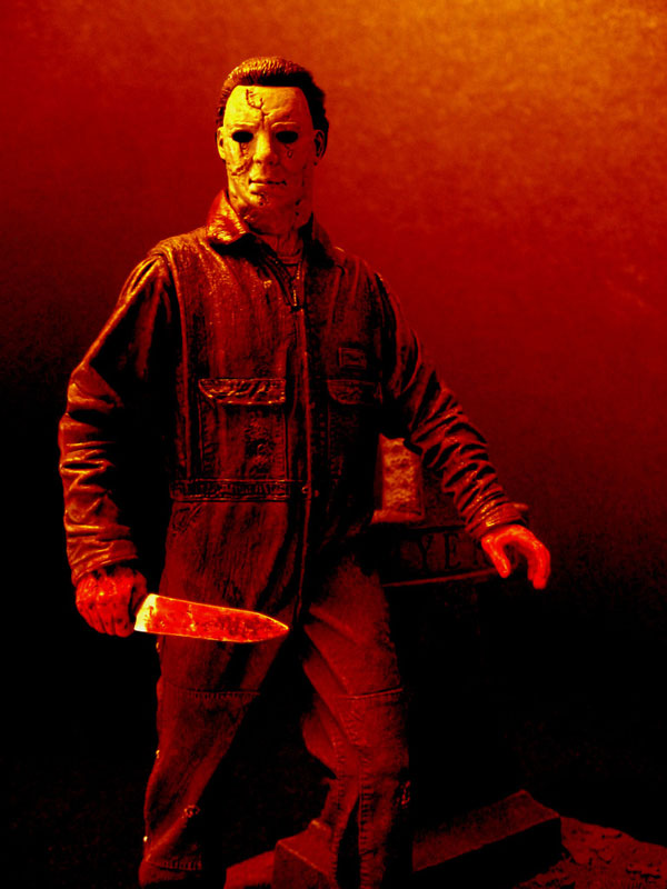 Michael Myers - Rob Zombie version.