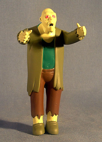Scooby-doo villain action figures