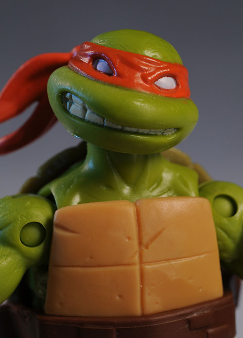 Michelangelo Teenage Mutant Ninja Turtles action figure by Playmates Toys