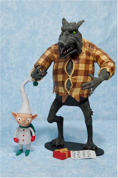 Nightmare Before Christmas series 3 action figures - Another Toy ...