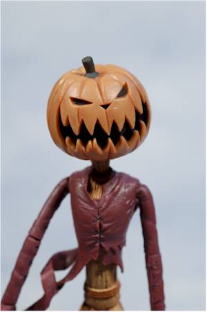 nightmare before christmas pumpkin king igor devil bat kid and mummy boy action figures another toy review by michael crawford captain toy