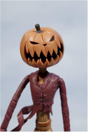 Nightmare Before Christmas Pumpkin King, Igor, Devil, Bat kid and ...