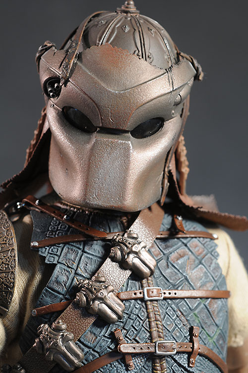 Noland Predators sixth scale action figure by Hot Toys