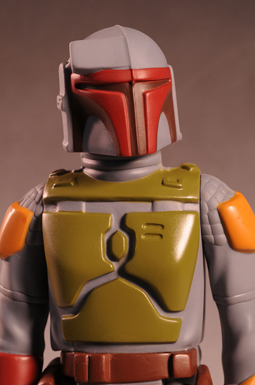 Boba Fett Star Wars Jumbo Vintage action figure by Gentle Giant
