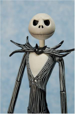 NMBC Jack Skellington vs Oogie Boogie action figures - Another Toy ...
