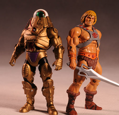Optikk Masters of the Universe Classics action figure by Mattel