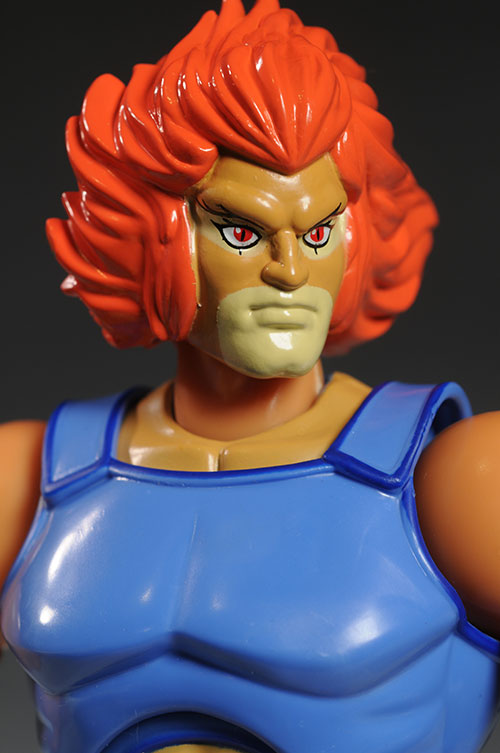 Lion-O Thundercats action figure by Bandai