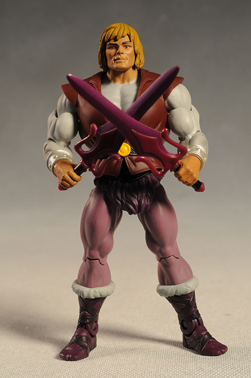Prince Adam Masters of the Universe Classics MOTUC SDCC Exclusive action figure by MattelOrko Masters of the Universe Classics MOTUC SDCC Exclusive action figure by Mattel