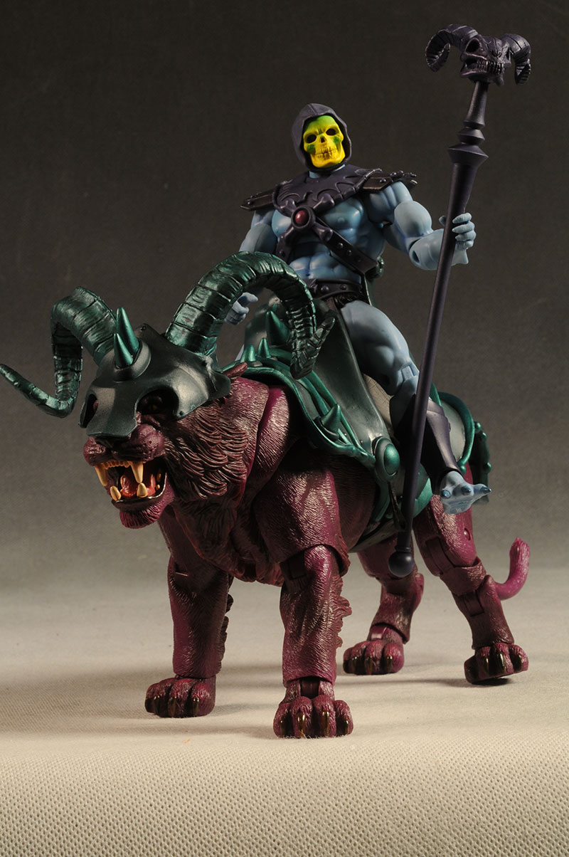 Panthor Masters of the Universe Classics MOTUC action figure by Mattel