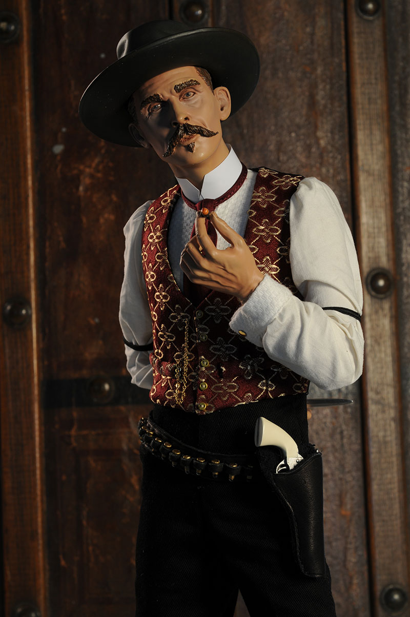 Doc Holliday Premium Format Statue by Sideshow Collectibles