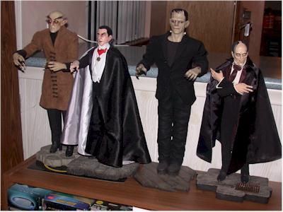 Halloween Frankenstein Mask