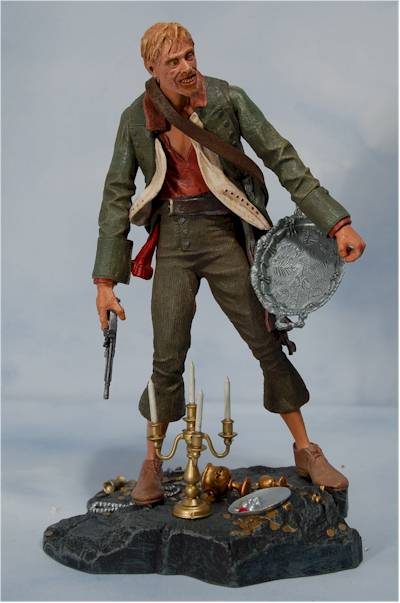 Pirates Of The Caribbean Series 2 Ragetti Action Figure
