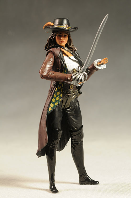 Angelica Pirates of the Caribbean On Stranger Tides action figure by Jakks