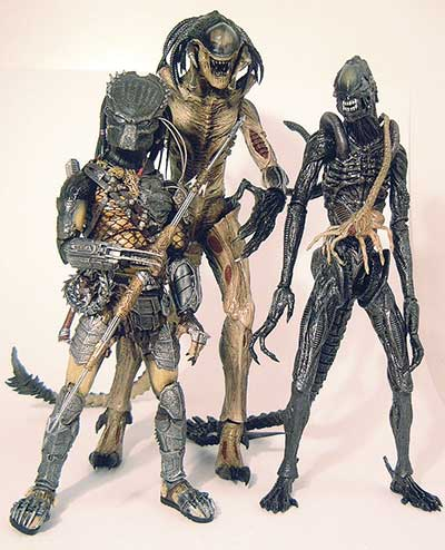 alien vs predator predalien action figure another pop culture