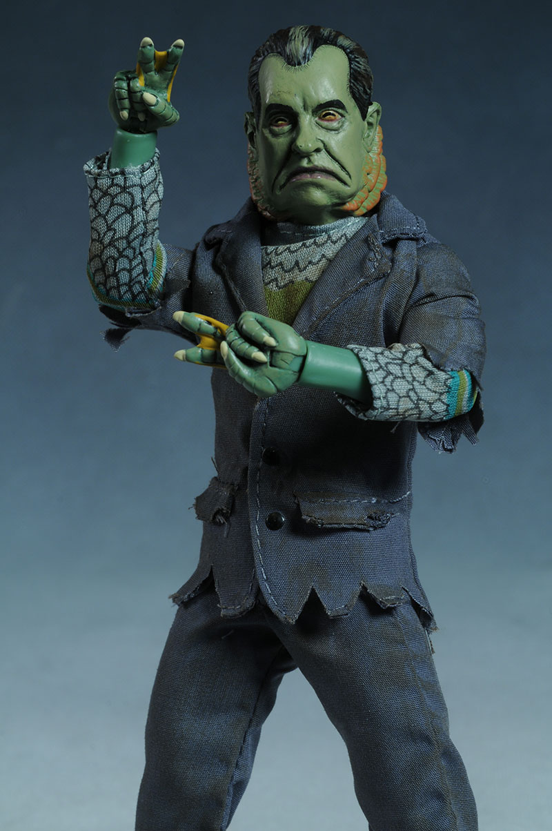 Presidential Monsters action figures by Heroes in Action