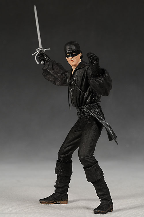 Princess Bride Dread Pirate Roberts action figure by NECA