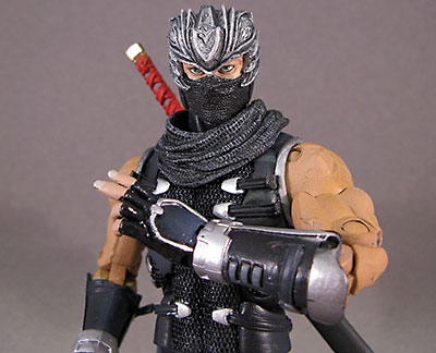 Player Select action figures from NECA