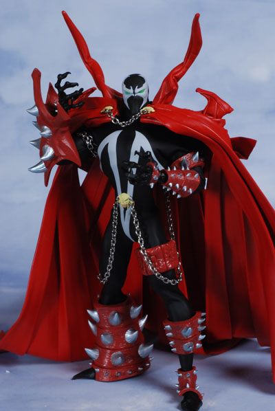 real action hero rah spawn action figure another pop